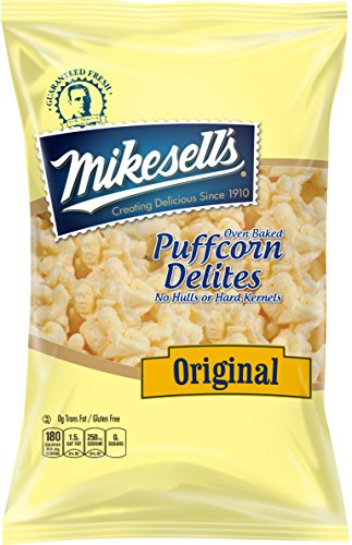 Mikesell's 5.5 oz. Puffcorn Delites - 1 case of 6 bags ()