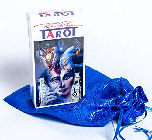 New 78 The Rohrig Tarot Tarot Cards Deck (Replica) Valentines Gift