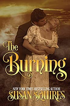 The Burning (Companion Series Book 3) by [Squires, Susan]