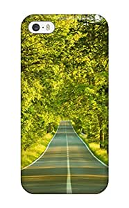 Special Design Back Road Phone Case Cover For Iphone 5/5s
