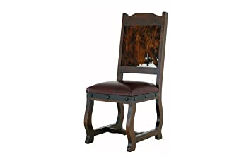 Incredible Amazon Com Rustic Gran Hacienda Hide Dining Chair Solid Gmtry Best Dining Table And Chair Ideas Images Gmtryco