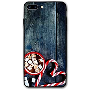 Cotton Candy IPhone 8 Cover Case Protective 5.5inchees Slim Fit Shell Hard