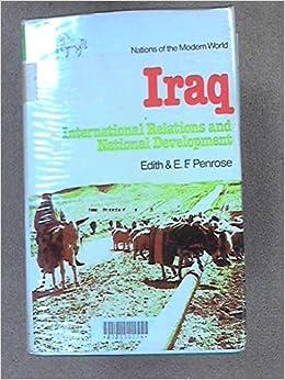 Iraq: International Relations and National Development