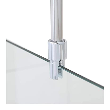 Sehr Stabilisationsstange für Duschen, Haltestange Glas - Decke KD45