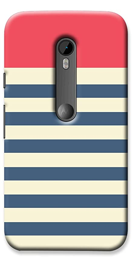best service 38e7a 7ea0d Moto G3 Case, Elove Designer Printed Hard Case Cover: Amazon.in ...
