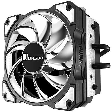 Jonsbo Cr 101 Cpu Cooler Amazon In Electronics
