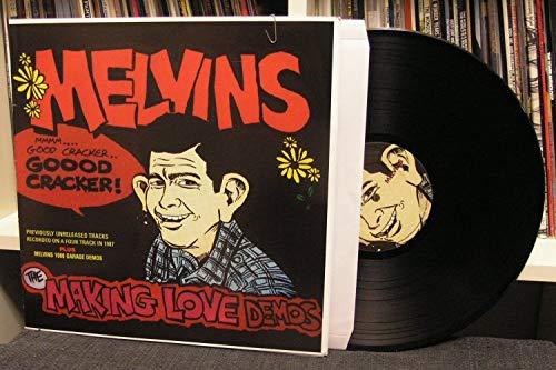 Melvins the making love demo Melvins The Making Love Demos Lp Amazon Com Music