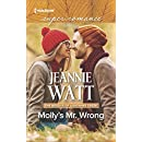 Molly's Mr. Wrong (The Brodys of Lightning Creek)