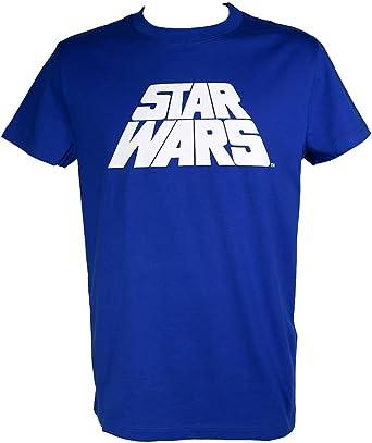 STAR WARS Logo T-Shirt Homme