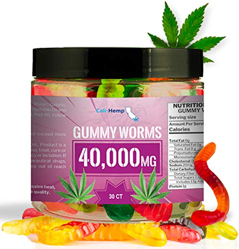 Hemp-Gummy-Worms-40000MG-High-Potency-30-Pcs-Made-from-Hemp-OilL-Theanine-Natural-Hemp-Candy-Supplements-for-Pain-Anxiety-Stress-Inflammation-Relief-Rich-in-Vitamins-B-E-Omega-3-6-9