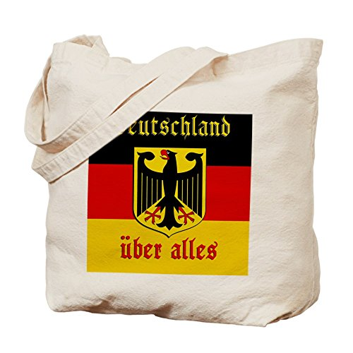 CafePress I Love–Germania–Borsa di tela naturale, panno borsa per la spesa