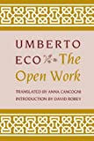The Open Work, Umberto Eco, 0674639766