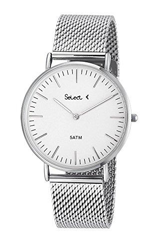 c2e5c1ed34cc RELOJ SELECT UNISEX CE-09-01  Amazon.es  Relojes