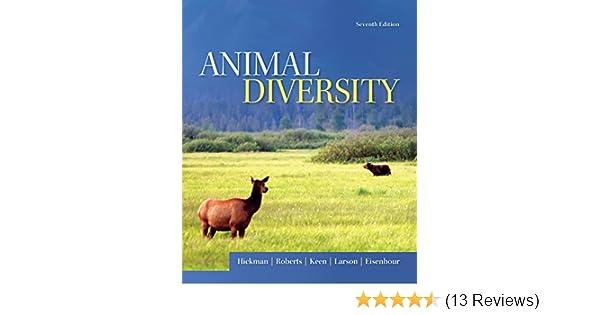 Animal Diversity 7 Cleveland Hickman Jr