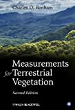 Measurements for Terrestrial Vegetation, Charles D. Bonham, 0470972580