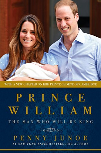 Prince William Diana - Prince William: The Man Who Will Be King