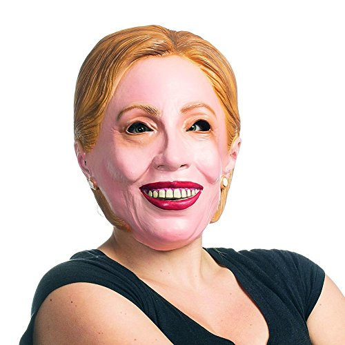 Squirrel Products Hillary Clinton Mask - Democratic Presidential Candidate