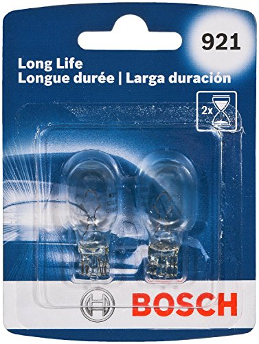 Bosch Automotive 921LL Light Bulb, 2 Pack