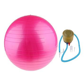 IPOTCH Profesional Balón de Ejercicio Mujer para Fitness Yoga para ...