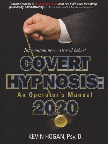 Best Self Development Books 2020 Covert Hypnosis 2020: An Operator's Manual   Kindle edition by