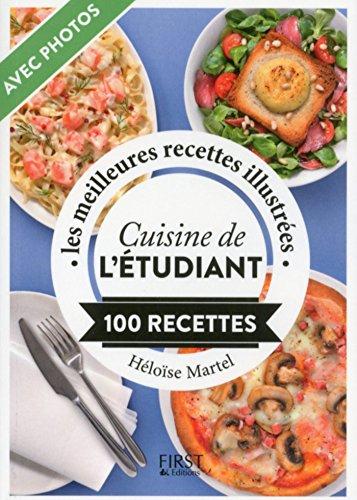 Amazon Com Cuisine De L Etudiant Le Petit Livre De