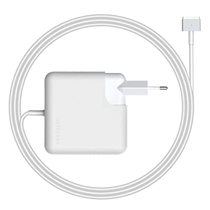 Cargador MacBook Pro, Cargador MacBook Air, 60W MagSafe 2 Forma de T Adaptador de corriente para MacBooks 11