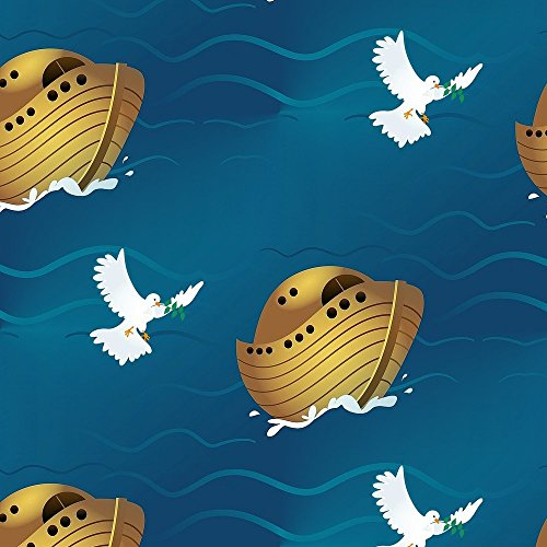 Stofftoy Fabric Noahs Ark By Stofftoy Printed On Eco Canvas Fabric By The Yard By Spoonflower