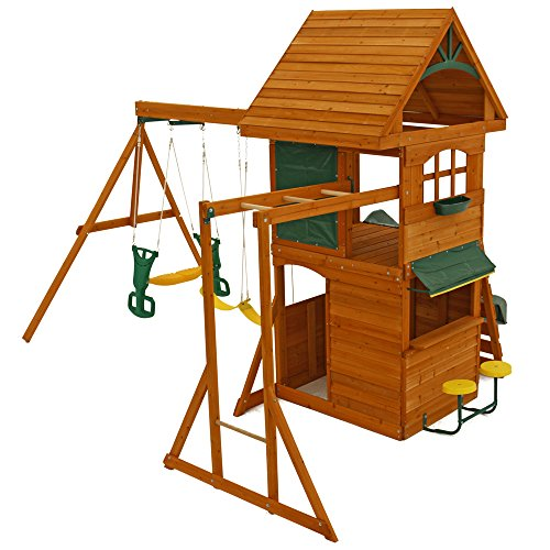 Big Backyard F270855 Ridgeview Clubhouse Deluxe Play Set by Big Backyard (Image #2)