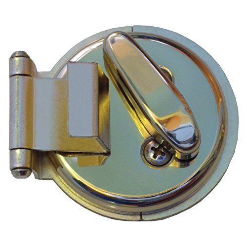 Arc Link Products Dead Bolt Secure, Brass - Arc Lock