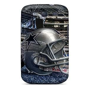 Galaxy S3 Case Bumper Tpu Skin Cover For Dallas Cowboys Accessories