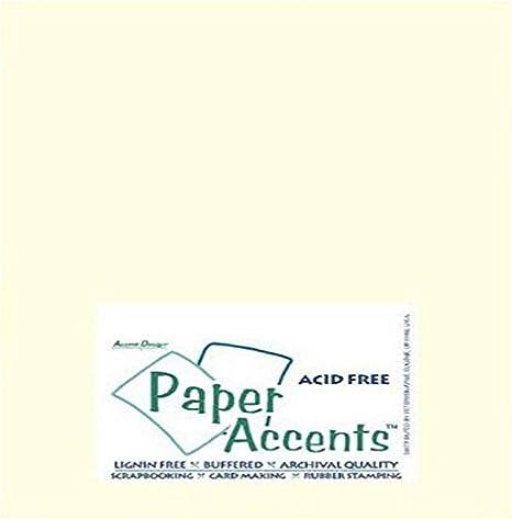 Accent Design Paper Accents Letter Envelope Ivory Confetti LetterEnvIvryConfeti