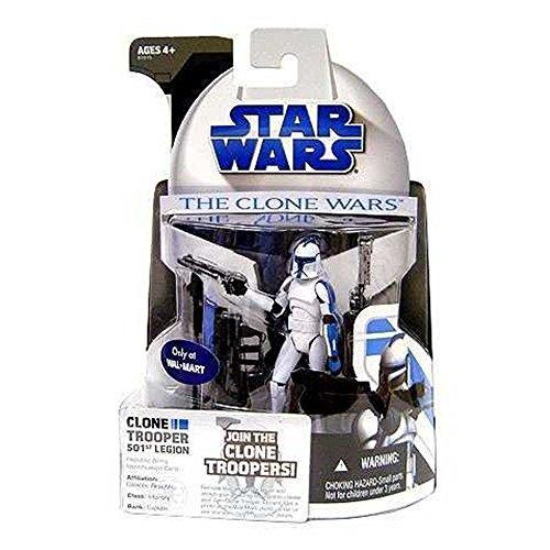 - Clone Wars 501st Legion Clone Trooper Exclusive