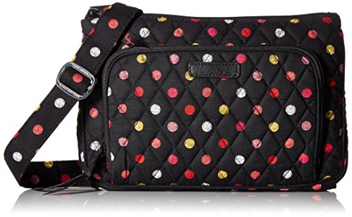 Women's Little Hipster, Signature Cotton, Havana Dots by Vera Bradley