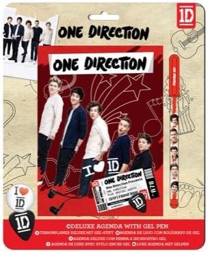 One Direction Deluxe Agenda mit Gel-Pen