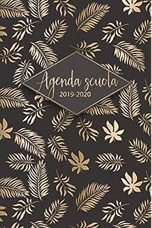 Calendario Scolastico Marche 2020 17.Letts Diario Scolastico 2019 2020 Formato A5 Con