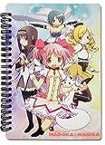 Great Eastern Entertainment Madoka Magica Key Art Notebook