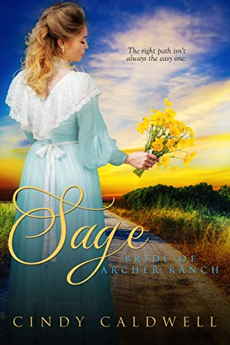 Romance Sage - Sage: Bride of Archer Ranch: A Sweet Western Historical Romance (Archer Family Series Book 9)