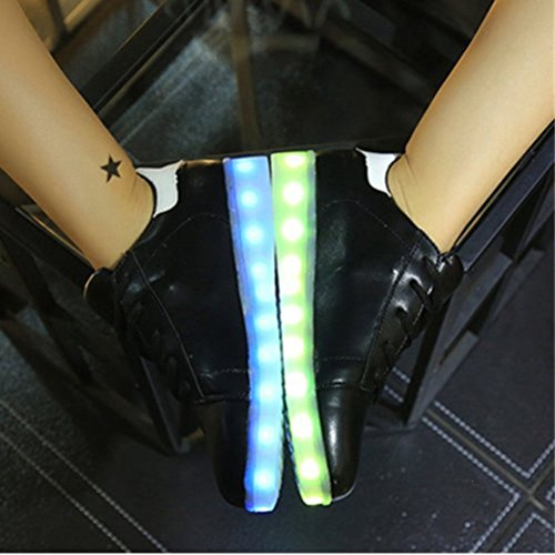 877b427c25af2b ...  Present kleines Handtuch JUNGLEST bunt LED Leuchtend Aufladen USB  Erwachsene Paare Schuhe Herbst ...