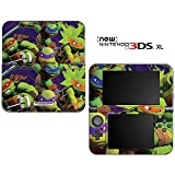 Teenage Mutant Ninja Turtles TMNT Decorative Video Game Decal Cover Skin Protector for the