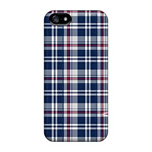 LZg2441ILUG New England Patriots Fashion Tpu 5/5s Cases Covers For Iphone Black Friday