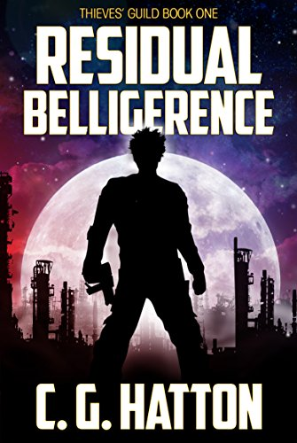 "Blackmail, murder and betrayal set the Thieves' Guild at the centre of a galaxy-wide war. And this is just the beginning...""If you love fast-paced military science fiction with an epic space opera feel that spans the entire galaxy, you'll love this.""..."