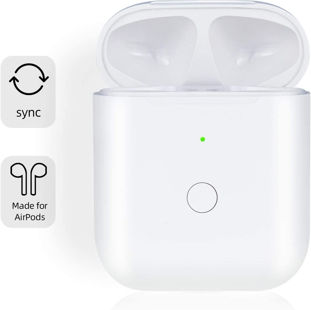 Amazon Com Upgraded Charging Case Replacement For Airpods With