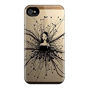New Arrival Iphone 4/4s Case Woman Case Cover