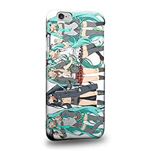 Fashion Vocaloid Miki Hatsune Miku Haku Luka Lin 0952 Protective Snap-on Hard Back for HTC One M8 ""