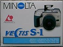 MINOLTA Vectis S-1 APS SLR Film Camera with 28-56 Zoom Lens