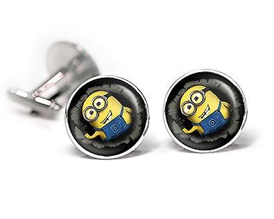 Gemelos, diseño de Minions, Despicable Me Minions corbata Tack ...