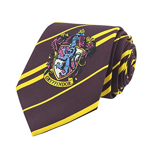 Harry Potter Tie - Official Necktie with True Harry Potter Colors - by -