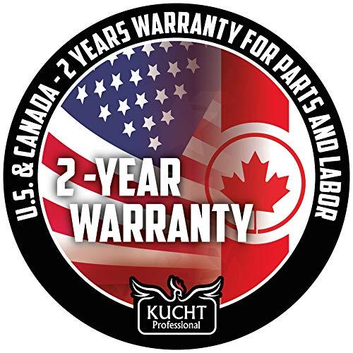 "Kucht KRT3003U/LP Professional 30"" Propane Gas Range-Top wit"
