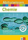 Klett Abiturwissen Chemie: für Oberstufe und Abitur, mit Lern-Video online