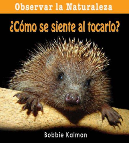Como Se Siente al Tocarlo? (Observar La Naturaleza) (Spanish Edition)